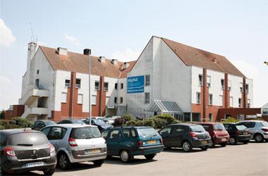 Centre hospitalier d'Hesdin : établissement Le Grand Tour