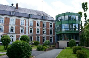 Centre hospitalier d'Hesdin : établissement Mahaut d'Artois