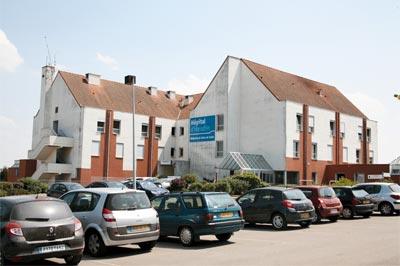 Centre hospitalier d'Hesdin - établissement le Grand Tour