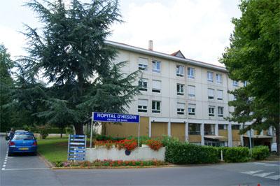 Centre hospitalier d'Hesdin - établissement Richelieu